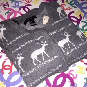 NWT Forever 21 Christmas Sweater